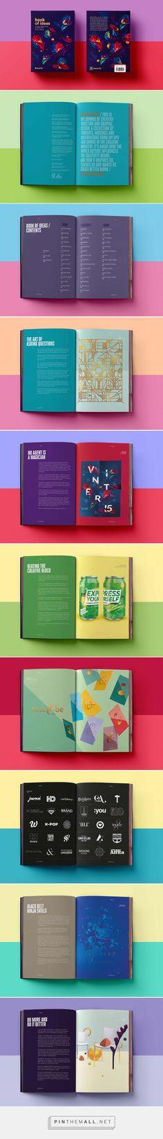Find Inspiration In Radim Malinic's Book Of Ideas | Webdesigner Depot - created via https://pinthemall.net
