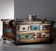 Die 133 Besten Bilder Von Truhen Coffer Dresser Drawers Und Home