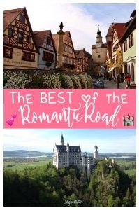 The Best of Germany's Romantic Road – California Globetrotter