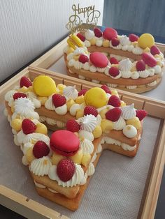 Number Cake 40 ans | Audrey Cuisine