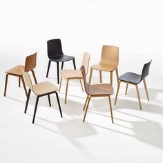 Aava by Antti Kotilainen for Arper #chairs #home #furniture