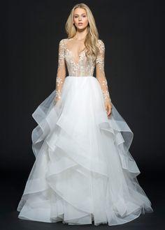 Wedding dress idea ♡