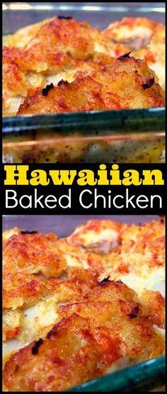Hawaiian Baked Chicken | Aunt Bee's Recipes