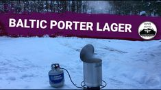 #homebrewing a #lager #balticporter - Grain to glass video, recipe in description. Enjoy & Share!