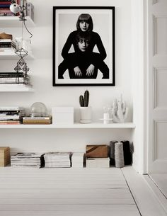 Monochromatic Living Room Inspiration - 3 favourite living rooms and why