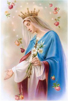 """Virgin Mary """"Queen of Heaven"""""""