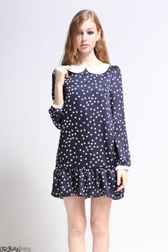 Pollyanna Polka Dot Dress