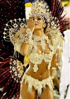 Brazil is all about the samba and if you're lucky enough to visit at Carnival time you can watch the country's best samba schools compete in a spectacular show at the Sambadrome in Rio.