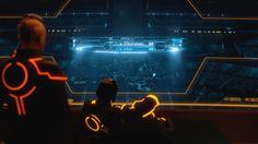 TRON GFX Disc Game on Vimeo