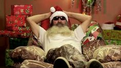 Phil from Duck Dynasty. Merry Christmas