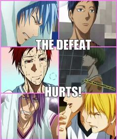 Kiseki no Sedai - cry