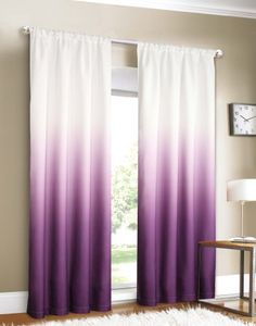 Dainty Home Shades 2-Window Panel Rod Pocket Set, 40 by 84-Inch, Purple Dainty Home,http://www.amazon.com/dp/B00HFN72WO/ref=cm_sw_r_pi_dp_Isz4sb00D0J58D14