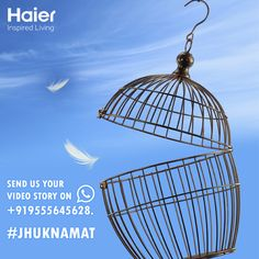 Everybody has a #story to share. What's your story of standing tall in #life? Send us your ‪#‎JhuknaMat‬ story video on +919555645628 and #inspire others!  #Contest   #ContestAlert