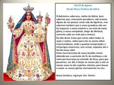 Oração à Nossa Senhora da Glória