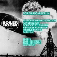 Sigha B2B Shifted 90 Min Boiler Room Berlin Mix by BOILER ROOM on SoundCloud