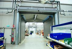 WILO SE in Dortmund erweiterte sein Bestandsgebäude um vier temporäre Produktions- und Forschungshallen.