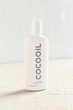 Huile à la noix de coco Cocooil