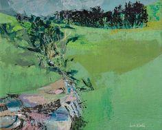 Green Hillside  Jack Firth