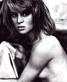 Julie Christie. Interesting, fragile and beautiful.