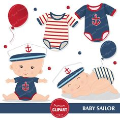 Items similar to Nautical baby shower clipart, African American baby sailor, Sailing clipart, Nautical graphics, Baby boy clipart - on Etsy Clipart Baby, Baby Shower Clipart, African American Babies, American Baby, Baby Shower Winter, Baby Boy Shower, Baby Crib Diy, Ballerina Baby Showers, Baby Shower Decorations For Boys