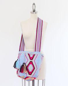Handmade Wayuu Bag {The Little Market}