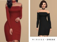 The SIms 4 maxis match cc mirage dress by Sims 4 Mods, Sims 4 Cc Skin, Sims 4 Mm Cc, Sims 4 Dresses, Nice Dresses, Sims 4 Cc Kids Clothing, Sims4 Clothes, Packing Clothes, Babe