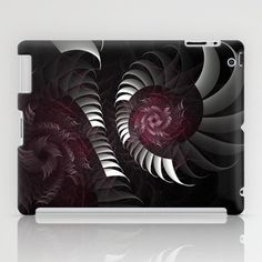 NeonSeries070 iPad Case by fracts - fractal art - $60.00