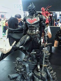 Fantasy Figures, 3d Figures, Action Figures, Batman Vs Superman, Batman Art, Marvel Dc, Marvel Comics, Statues, Anime Figurines
