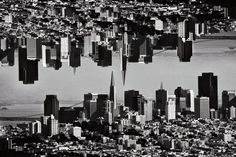 Inception Cityscapes - By Brad Sloan