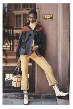 969f5f1cade7e Nigerian Uptown Girl Olamide Ogundele Is Lensed By David Michael Burns For  The Editorialist SS2019