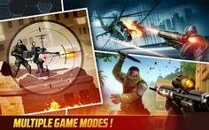 Kill Shot Bravo v2.4 (Mods) Apk Mod  Data http://www.faridgames.tk/2016/11/kill-shot-bravo-v24-mods-apk-mod-data.html