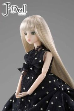 """Pullip J Doll 11"""" In-Sa-Dong Fashion Groove Jun Anime Japan Jdoll NEW: Amazon.co.uk: Toys & Games"""