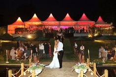 Marquee Hire Cheshire - Wedding Marquees for hire - Corporate Events, Special Events - Millennium Marquees