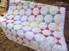 """Clase magistral sobre mantas de patchwork """"Estrellas"""""""