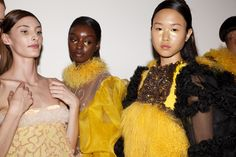 VFILES is always the wildest show of the week at NYFW. See all the best backstage photos from fashion week on wmag.com.