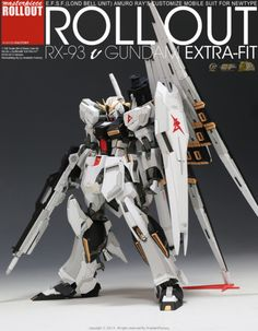 1/100 [W r] resin Cast Kit RX-93 Nu Gundam Extra-Fit EVOLVE 5 Ver. Remodeled by Anaheim Factory. (via 1/100 [W r] resin Cast Kit RX-93 Nu Gundam Extra-Fit EVOLVE 5 Ver. Remodeled by Anaheim Factory. Full Photoreview [WIP too] Wallpaper Size Images. [Another MASTERPIECE!] | gunjap)