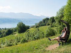 Die Berge und Seen sind wohl das schönste, was Österreich zu bieten hat und einer der schönsten Badeseen Österreichs ist der Attersee. Der Westwanderweg führt als Weitwanderweg den Attersee entlang und ist sehr zu empfehlen. Seen, Salzburg, Austria, Paths, Scenery, Mountains, Rivers, Nature, Highlights