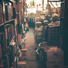 Me in 20 years, I'm a book hoarder.