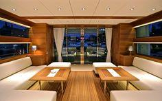 Inside the DELTA YACHT CARBON FIBRE SPORTS CRUISER! #yacht