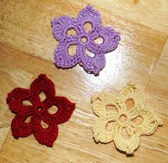 Living the Craft Life: Tropical Flower Applique