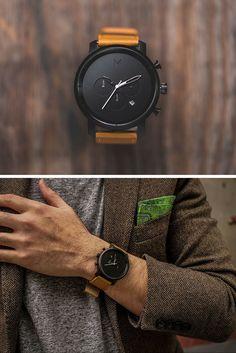 Este reloj es elegante y el color es perfecto para toda ocasión.