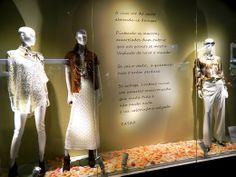 Março - Preview Outono/Inverno 2014 - Poesia Tayaa - Atlântico Shopping - Alexandra Difa & Deise Gonçalves