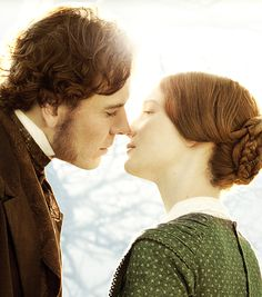 """You - you strange, you almost unearthly thing! - I love you as my own flesh. You - poor and obscure, and small and plain as you are - I entreat to accept me as a husband."""" - Mr. Rochester"""
