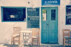 In love with these little restaurants which offer authentic tastes ~ Folegandros, Greece ~ Amazing Photos, Amazing Art, Cool Photos, Greek Island Tours, Sister Sister, Greece Islands, Summer Dream, Greece Travel, Countries Of The World