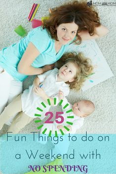 25 Fun Things to do on a Weekend with NO Spending! -
