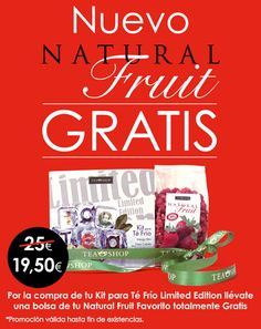 Promoción Limited Edition + Natural Fruit Natural, Fruit, Shop, Shopping, Nature, Store, Au Natural