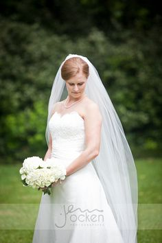 Bridal Portrait, Jenn Ocken Photography #JOP #JennOcken #Bride #Portrait #Photography