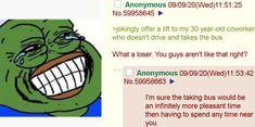 What a loser | 4chan | Know Your Meme