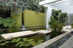 Сад при жилом доме в Ки-Уэст — опыт исторической стилизации. Заказчики…