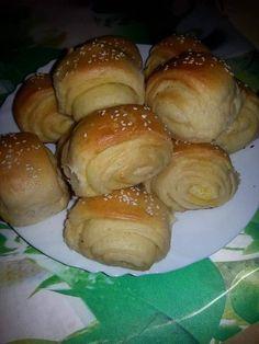 Canapes, Sweet And Salty, Hot Dog Buns, Bagel, Hamburger, Bread, Homemade, Recipes, Food